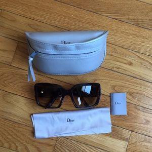 Brand new! Dior Tortoiseshell Sunglasses